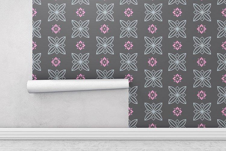 Wallpaper Roll Mockups example image 1
