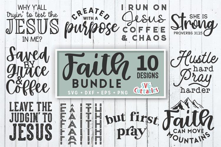 Faith SVG Bundle | Shirt Bundle