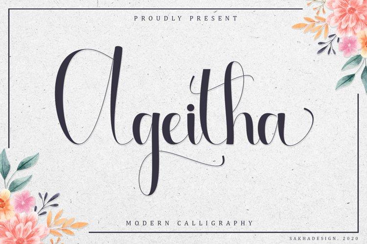 Ageitha example image 1