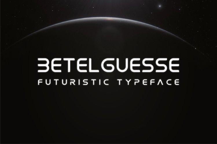 Betelguesse example image 1