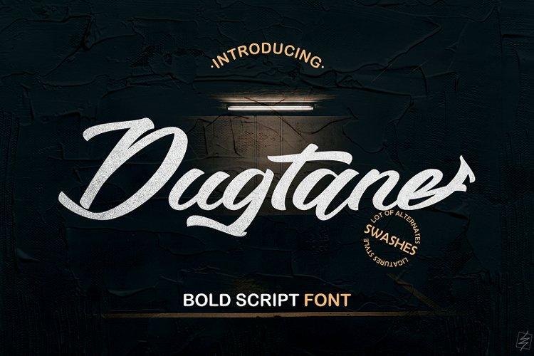 Dugtane example image 1