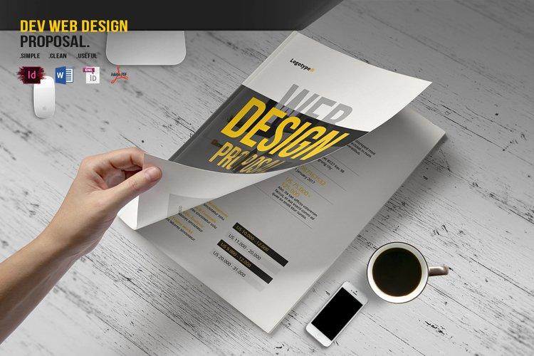 DEV Web Design Proposal