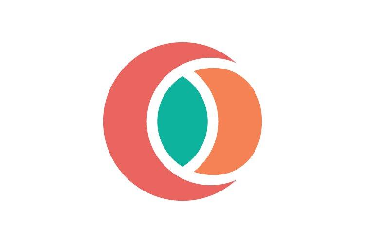 Modern Unique Shape Logo