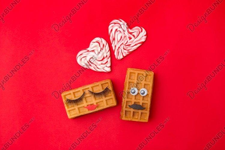 Concept Valentine's Day, hetero relationships example image 1