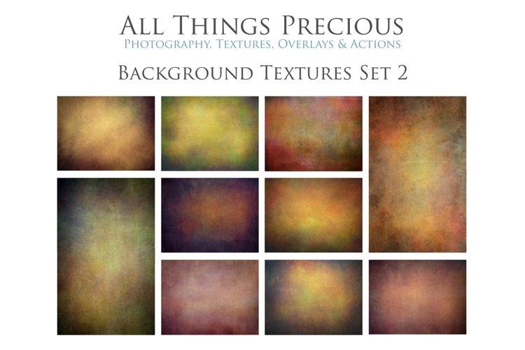 10 Fine Art BACKGROUND Textures SET 2 example image 1