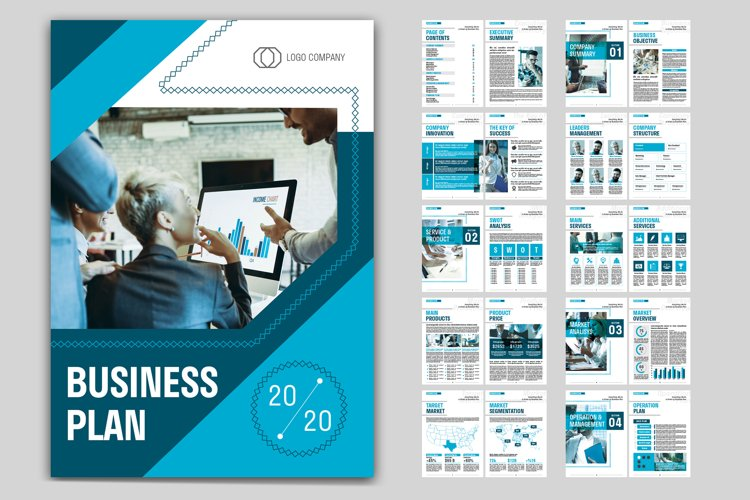 Business Plan Template example image 1