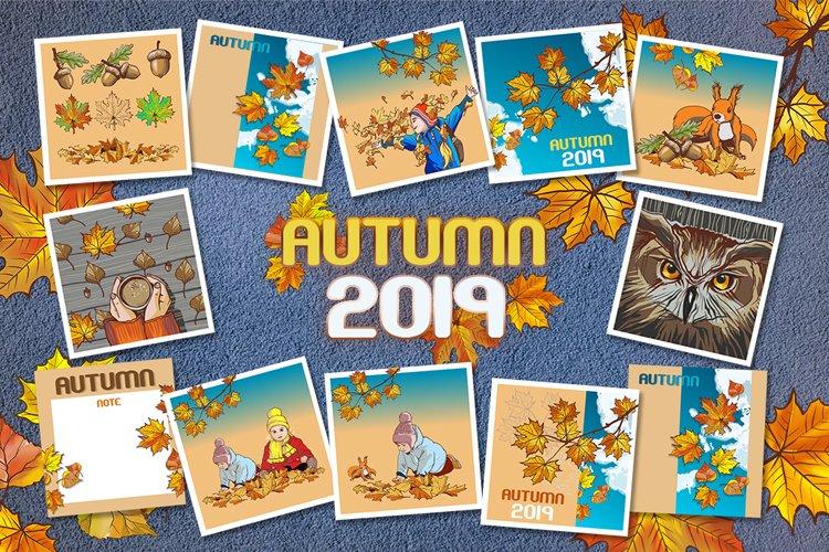 Autumn Art Collection 2019