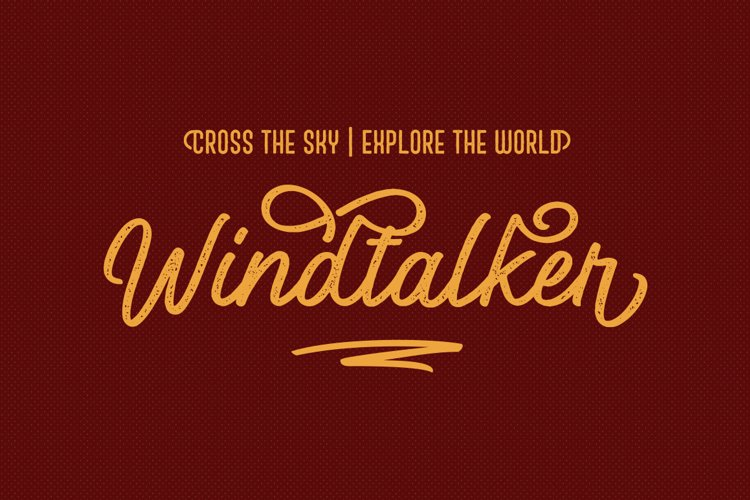 Windtalker Rough example image 1