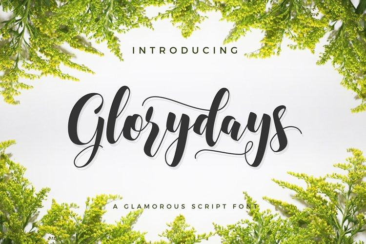 Glorydays example image 1