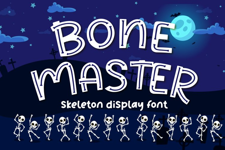 Bone Master example image 1