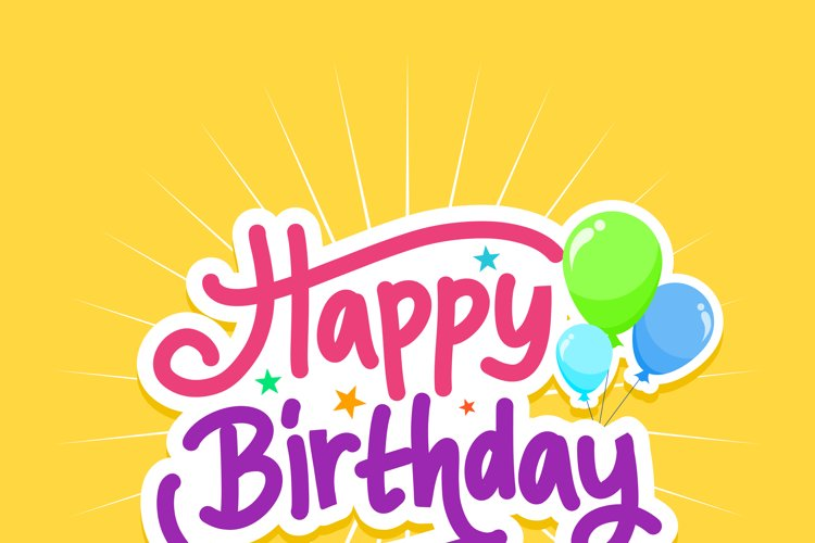 Birthday Card Letter example image 1