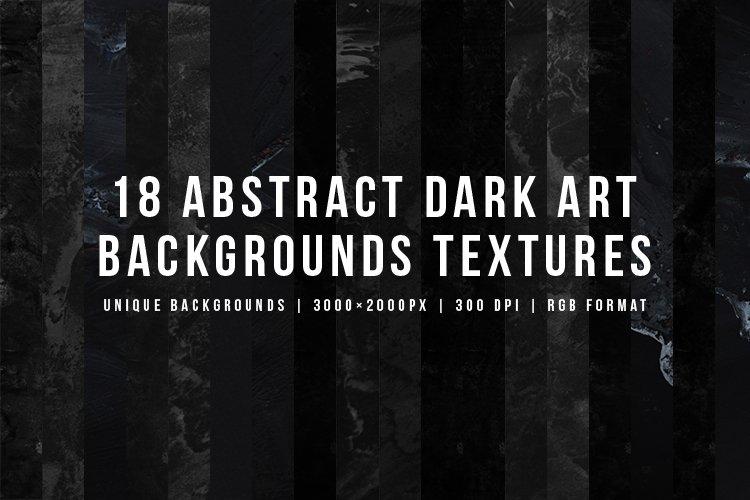 Abstract Dark Art Backgrounds Textures