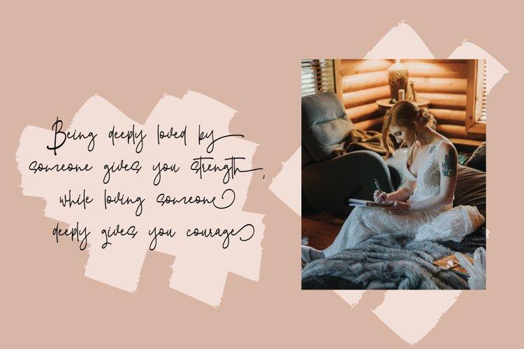 Hitterlove   Lovely Script example 2