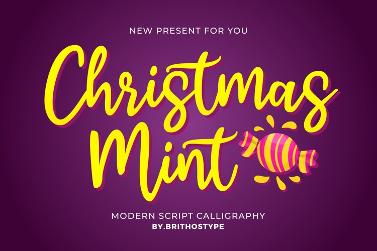 Christmas Mint example image 1