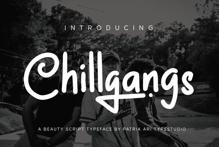Chillgangs example image 1