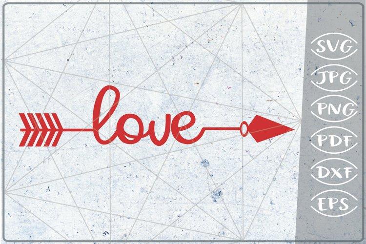 Love Arrow Svg Crafters Printables Svg Png Jpg Pdf Eps Dxf 248700 Cut Files Design Bundles