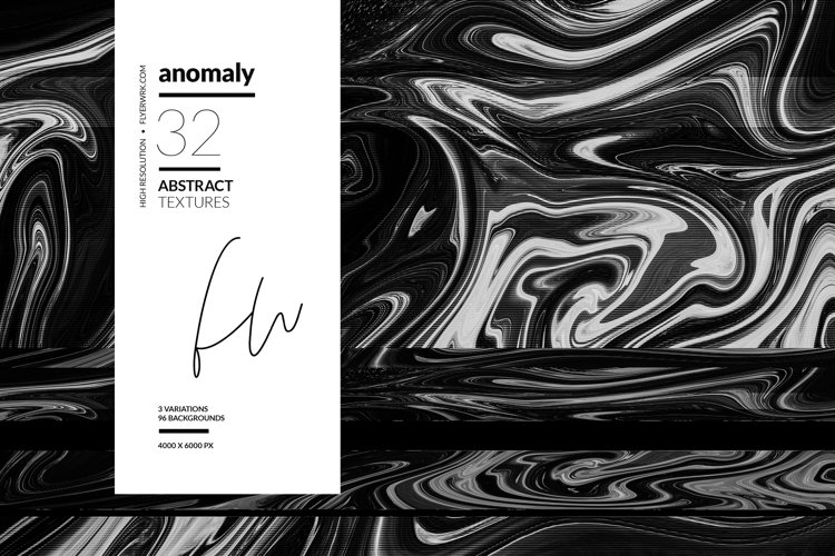 Anomaly - 32 Abstract textures
