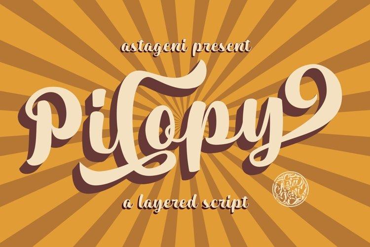 Pilopy Script