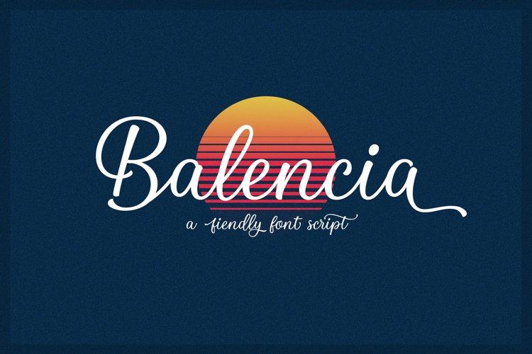Balencia example image 1