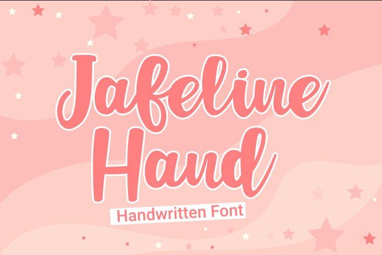 Jafeline Hand example image 1