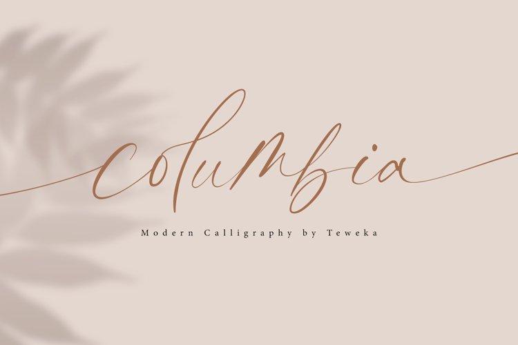 columbia example image 1