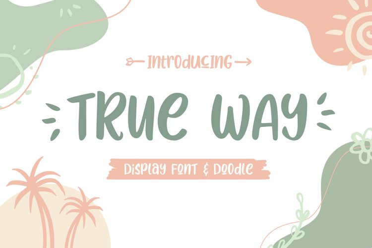 True Way and Doodles example image 1