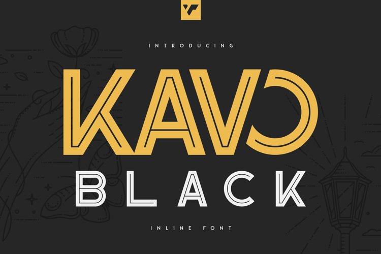 Kavo Inline Black example image 1