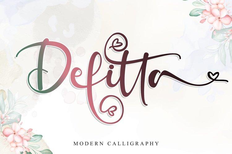 Defitta example image 1
