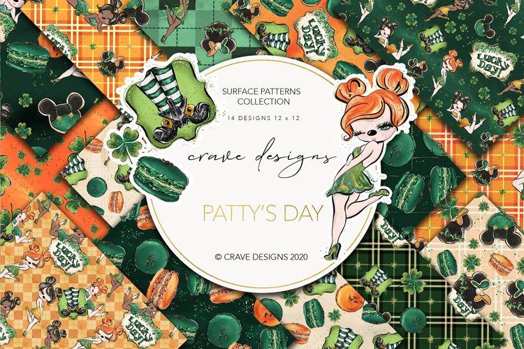 Pattys Day Patterns