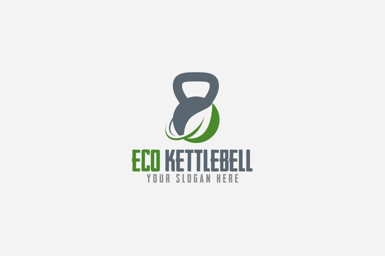 eco kettlebell logo example image 1