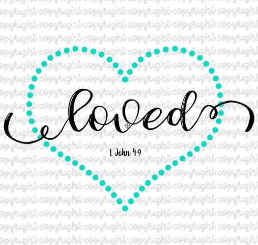 Love- 4 SVGs based on the Scripture from chapter John- SVG DXF PNG Bundle- cut files- silhouette- cameo- cricut- scriptures