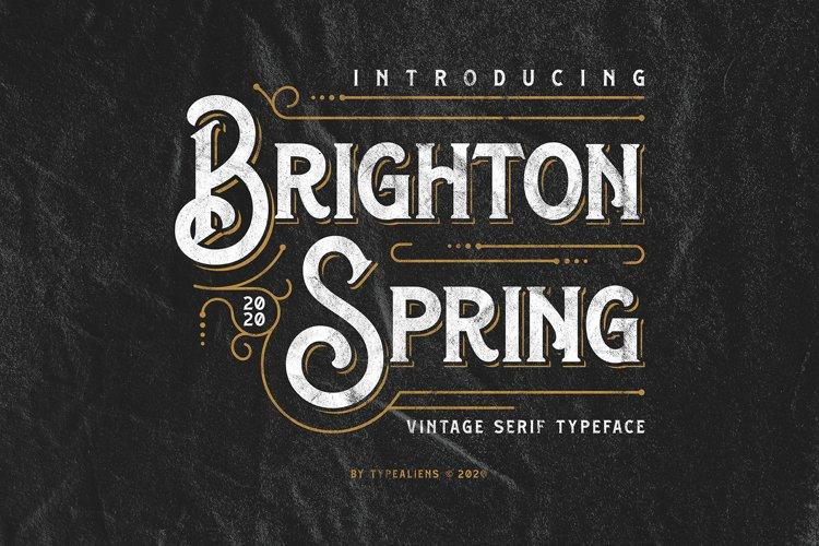 Brighton Spring