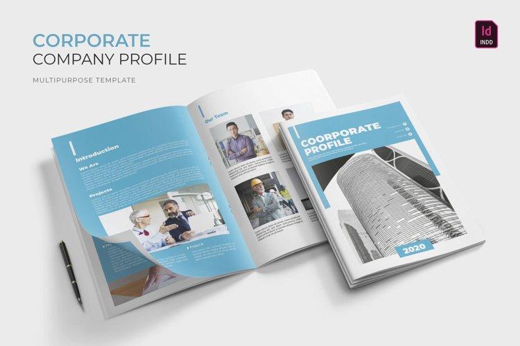 Corpofile | Company Profile example image 1