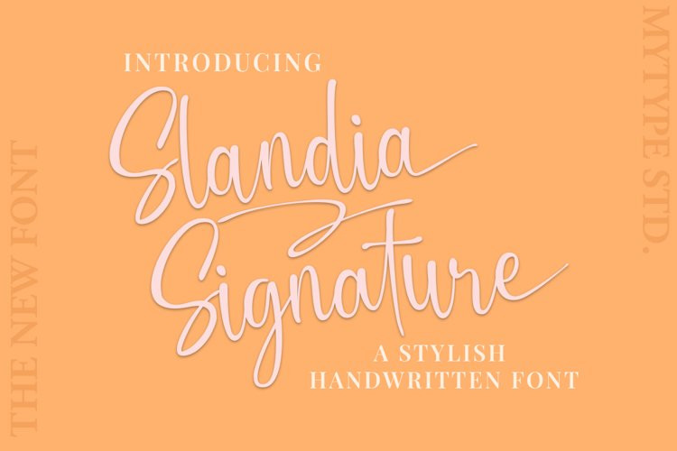 Slandia Signature example image 1
