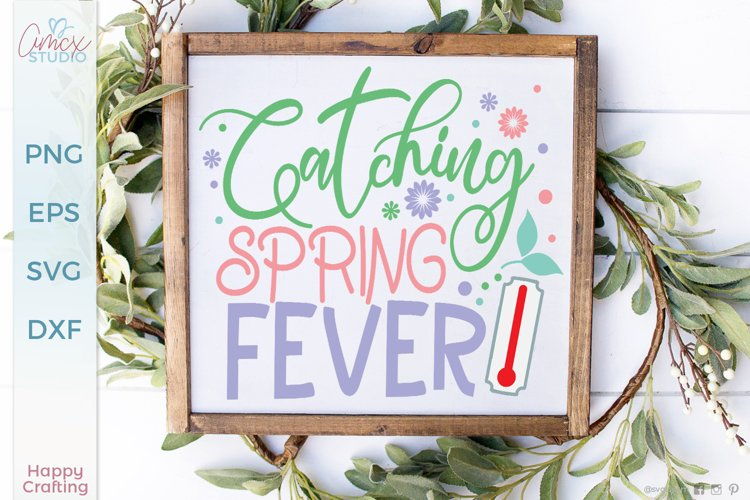Spring Fever - Spring Decor Design example