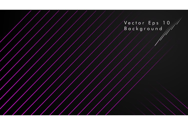 Abstract vector background. Geometric Line example image 1