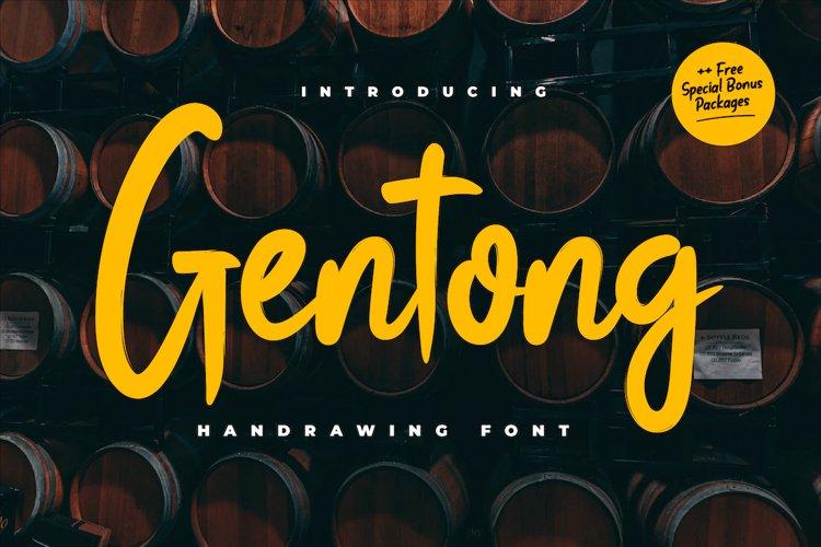 Gentong example image 1