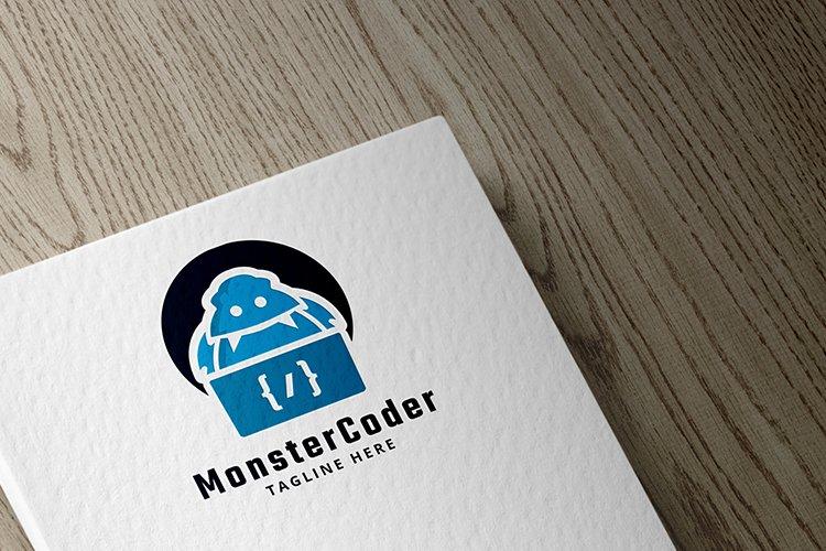 Code Monster Logo