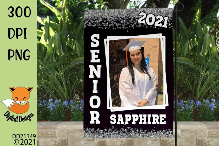 Graduation 2021 Flag Sublimation