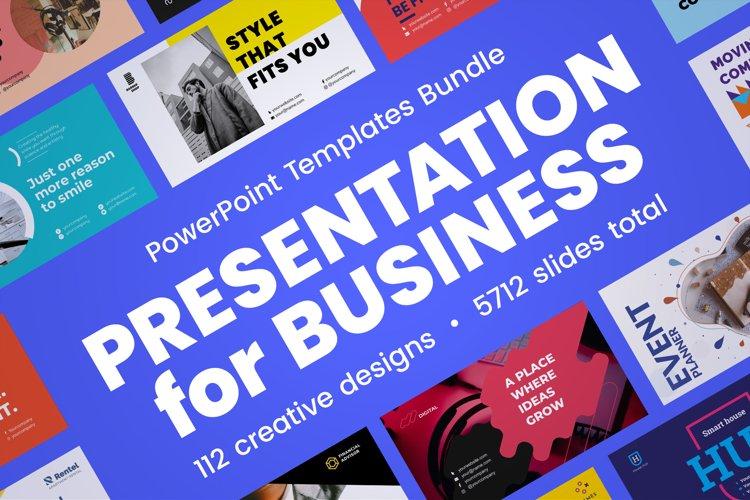 Presentation PowerPoint Templates Bundle SALE