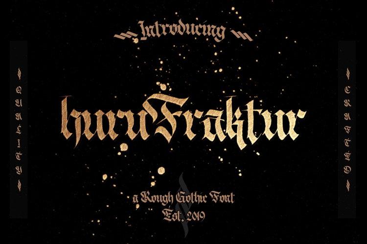 huruFraktur example image 1
