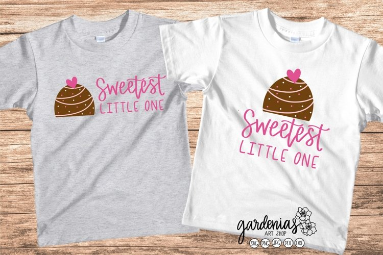 Chocolate Illustration | Sweetest Little One | Cute Truffle