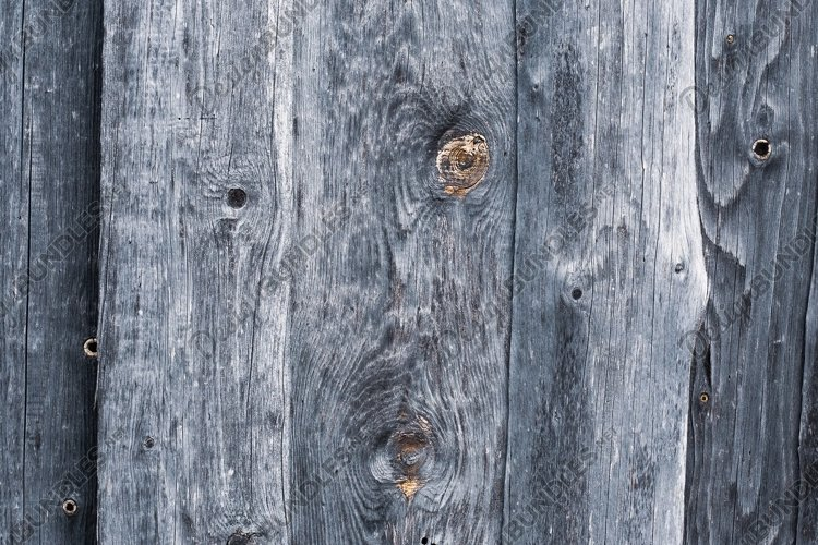 rustic aged light gray wooden background. Wood texture example image 1