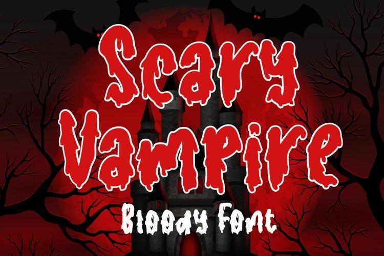 Scary Vampire example image 1