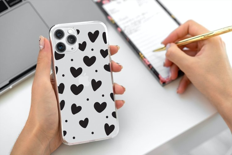 iPhone Case SVG Design Bundle, iPhone 12 Pro Template SVG example 2