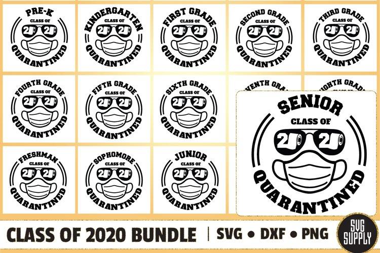 Class of 2020 Bundle SVG Cut File example image 1