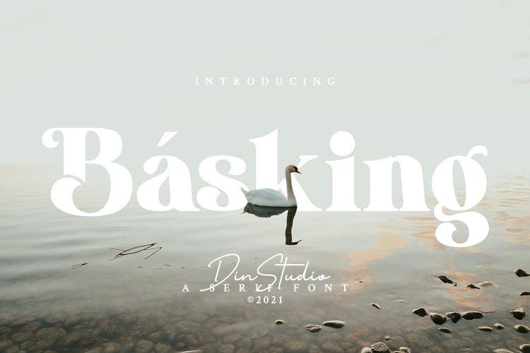 Basking example image 1