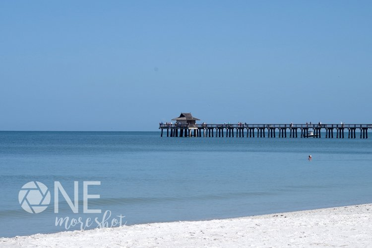 Naples Beach Florida Pier
