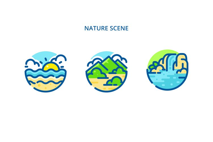 Natural Icon example image 1