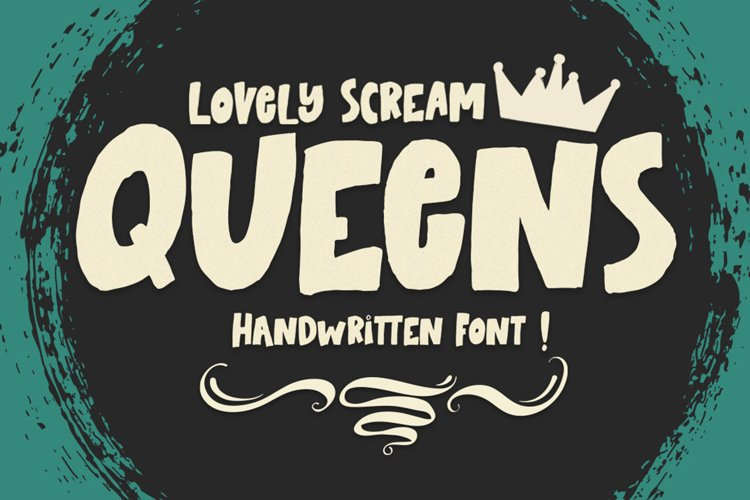 Lovely Scream Queens example image 1